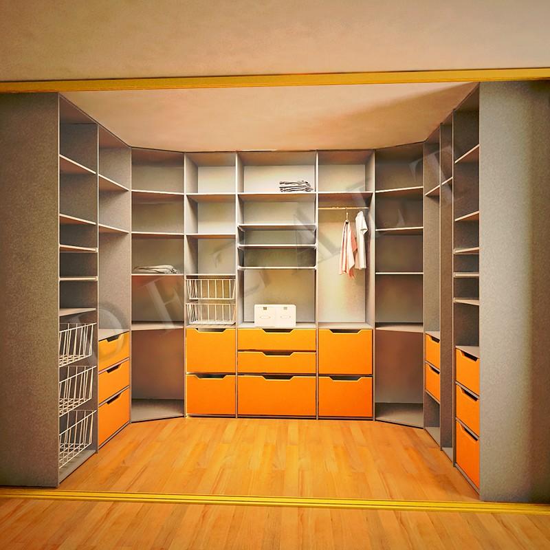 варианты гардеробных комнат фото каталог: